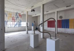 2019 - Maze de Boer - HAKA building