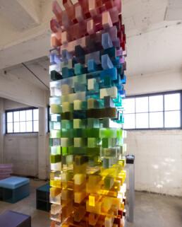 2019 - Vincent de Rijk - HAKA building