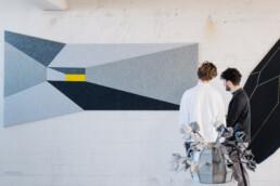 2020 - Wandschappen - HAKA building